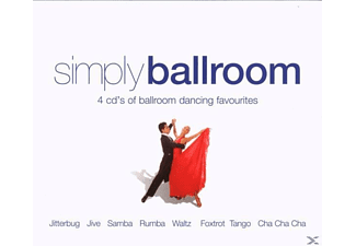 VARIOUS - Simply Ballroom - (CD)