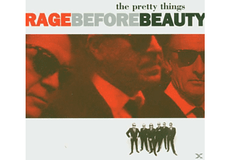 The Pretty Things - Rage Before Beauty [CD]