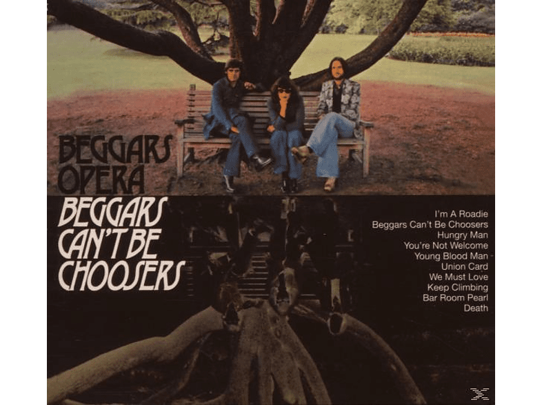 Beggars Opera - Beggars Can't Be Choosers [CD]