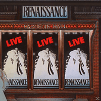 VARIOUS, Renaissance - Live At The Carnegie Hall [CD]