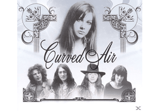 Curved Air - Retrospective: (Anthology 1970-2009) - (CD)