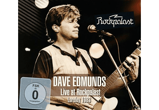 Dave Edmunds - Live At Rockpalast - Open Air Festival, Loreley, 20th August 1983 [CD + DVD]