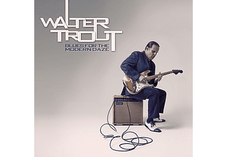 Walter Trout - Blues For The Modern Daze (CD)