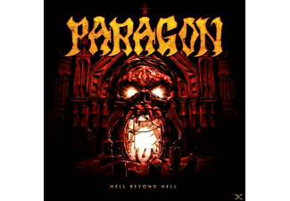 Paragon - Hell Beyond Hell (Digipack+2 Bomus Tracks) [CD]