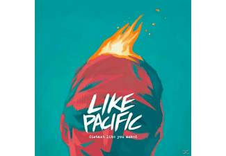 Like Pacific - Distant Like You Asked - (CD)