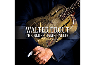Walter Trout - The Blues Came Callin' (CD + DVD)