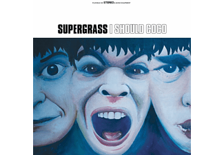 Supergrass -  I Should Coco [CD]