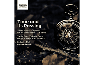 Ralph Allwood, Rodolfus Choir - Time And Its Passing-Chorwerke - (CD)