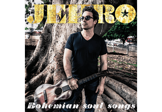 Jehro -  Bohemian Soul Songs [CD]