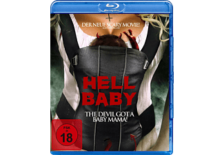 Hell Baby [Blu-ray]