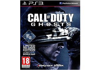 Call of Duty: Ghosts Free Fall PS3