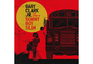 Gary Clark Jr -  The Story of Sonny Boy Slim [CD]