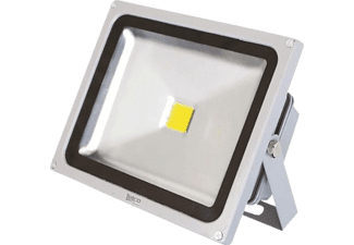 TELCO Προβολέας LED GR-TG010 50W 3600 LM IP65 Silver - (2786)