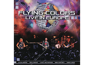 Flying Colors - Live In Europe - Limited Edition (Vinyl LP (nagylemez))