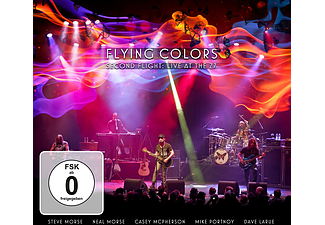Flying Colors - Second Flight - Live At The Z7 - HQ (Vinyl LP (nagylemez))
