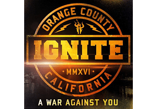 Ignite -  A War Against You [LP + Μπόνους-CD]