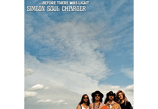 Simeon Soul Charger - …Before There Was Light - (Vinyl)