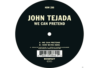 John Tejada - We Can Pretend - (Vinyl)
