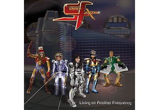 Science Faxtion - Living On Another Frequency (CD)