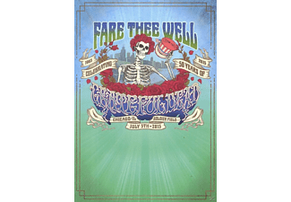 Grateful Dead - Fare thee well - July 5th - (CD + Blu-ray Disc)