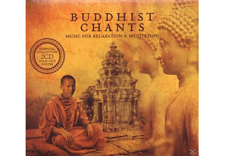VARIOUS - Buddhist Chants-Essential Collection - (CD)