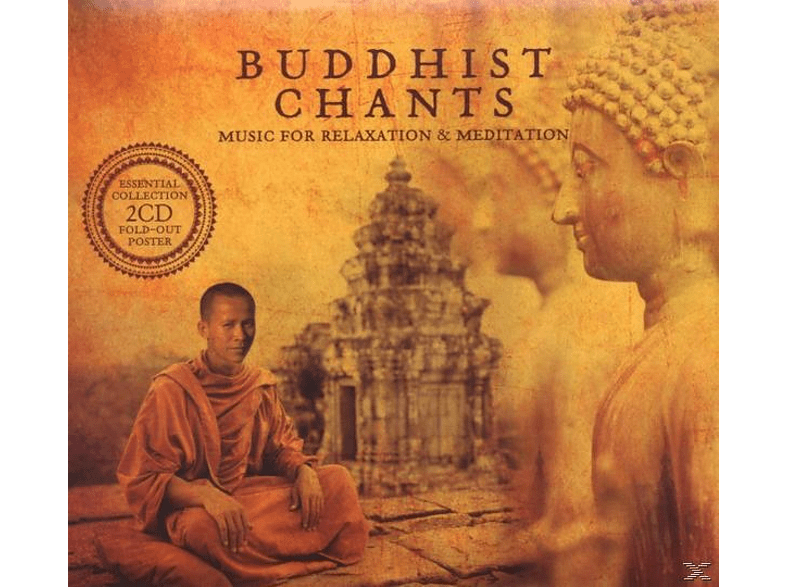 VARIOUS - Buddhist Chants-Essential Collection [CD]