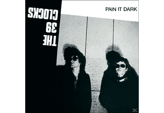 39 Clocks - Pain It Dark - (CD)