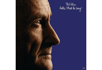 Phil Collins - Hello, I Must Be Going! - Remastered (Vinyl LP (nagylemez))