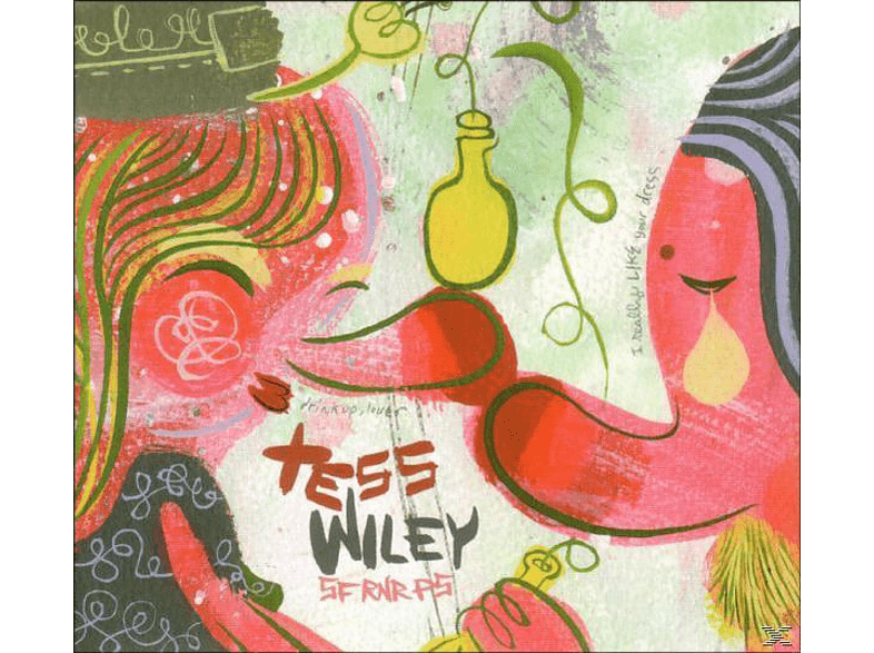 Tess Wiley - Superfast Rock'n'roll Played Slow [CD]