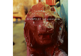 Downpilot - They Kind Of Shine - (CD)