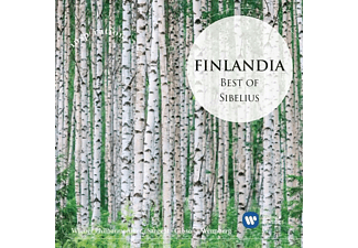 VARIOUS - Finlandia-Best Of Sibelius(Inspiration Series) - (CD)