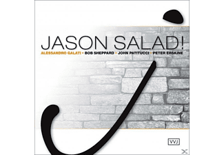 Alessandro Galati - Jason Salad - (CD)