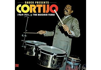 Cortijo - The Ansonia Years 1969-1971 - (CD)