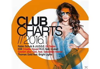 Various - Club Charts 2016.1 - (CD)