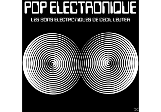 Cecil Leuter - Pop Electronique - (Vinyl)