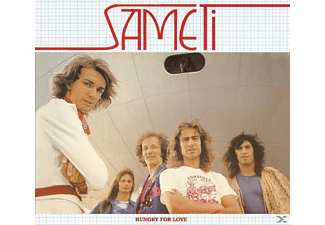 Sameti - Hungry For Love - (CD)