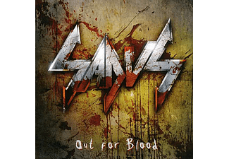 Sadus - Out For Blood - Limited Edition (CD)