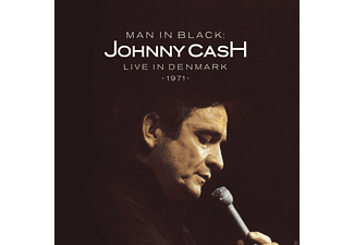 Johnny Cash - Man in Black: Live in Denmark 1971 [CD]