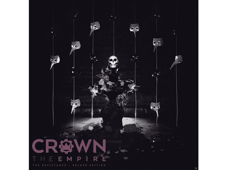 Crown The Empire - The Resistance: Deluxe Edition [CD]