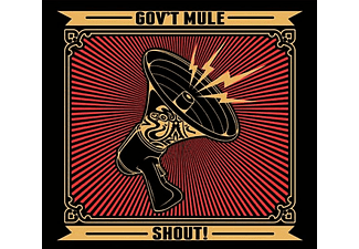 Gov't Mule - Shout! - Limited Edition (CD)