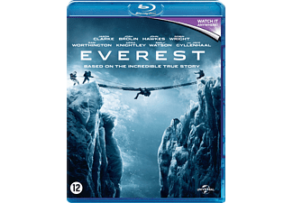 Everest Blu-ray