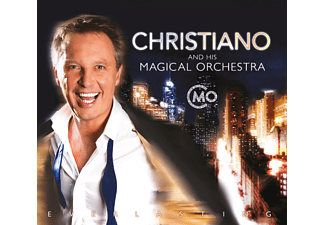 Christiano & His Magical Orchestra - Everlasting CD