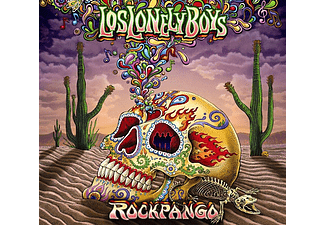 Los Lonely Boys - Rockpango (CD)