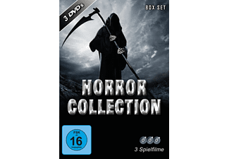 Horror Collection (3 Discs) - (DVD)