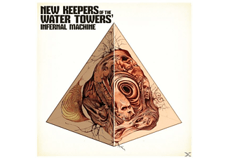 New Keepers Of The Water Towers - Infernal Machine - (CD)