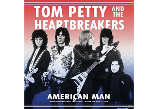 Tom Petty - American Man, Live Radio Broadcast Boston 1978 - (CD)
