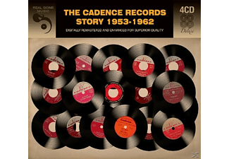 VARIOUS - Cadence Records Story 1953-1962 [CD]