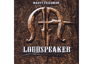 Marty Friedman - Loudspeaker (CD)