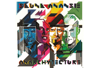 Skunk Anansie -  Anarchytecture [CD]