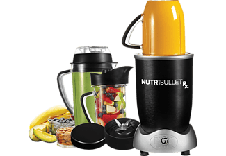 NUTRIBULLET RX Professinal Superfood Extractor, Standmixer, 1700 Watt, Schwarz